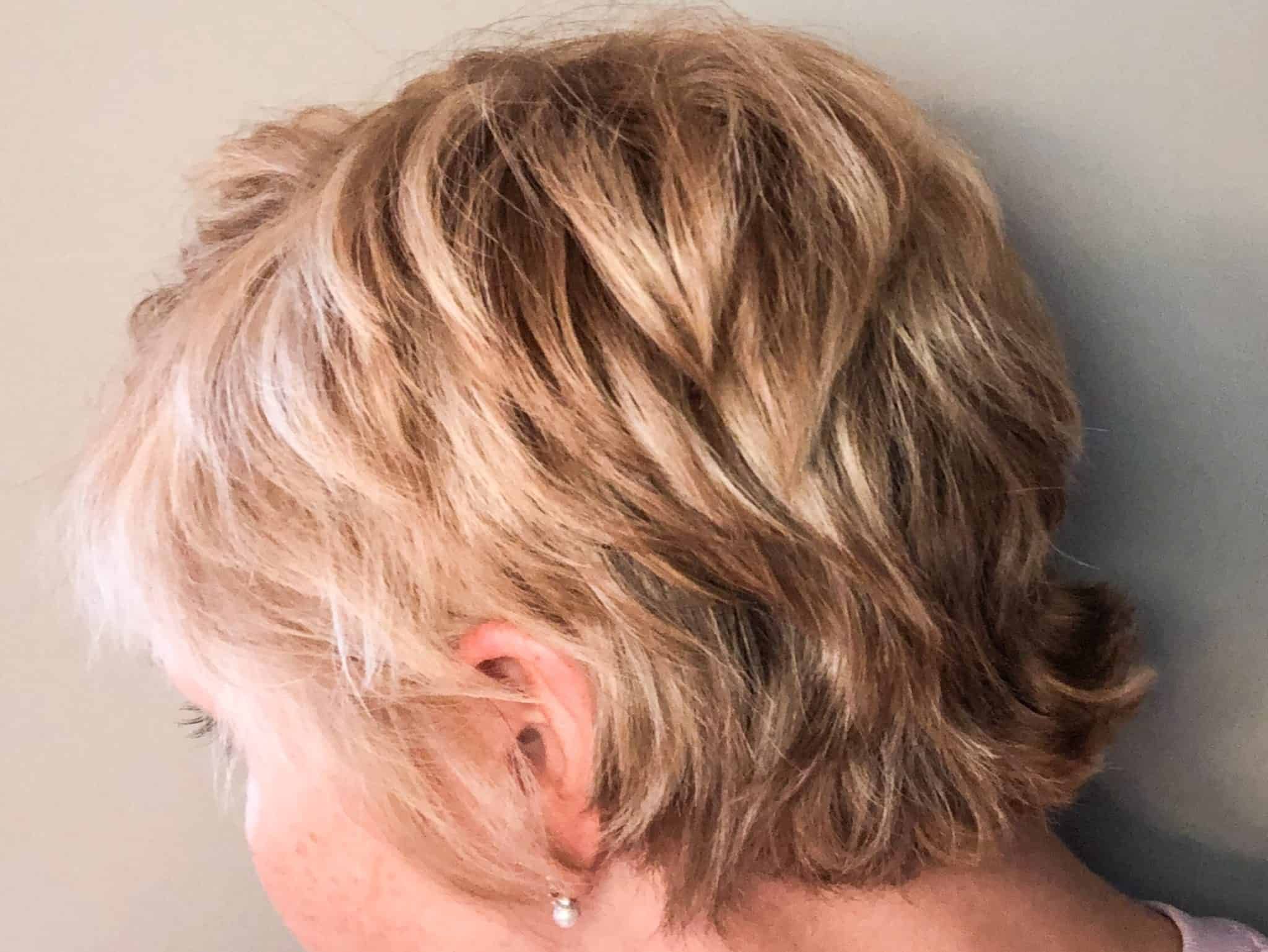 Hair Growth After Chemo Pictures And Monthly Timeline Mom S Plan It Vacation Blog